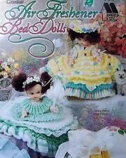 Crochet Air Freshener Bed Dolls  Patterns  Annie's Attic