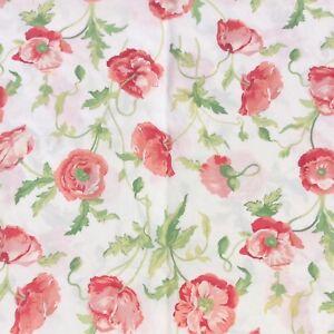 Fabric Sale 5m Remnant 15-01 Lightweight Lt Purple Poly Cotton Knit 140cm Wide