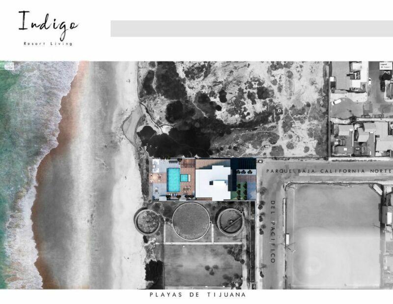 Departamento de lujo en Torre Indigo - Tipo GH2