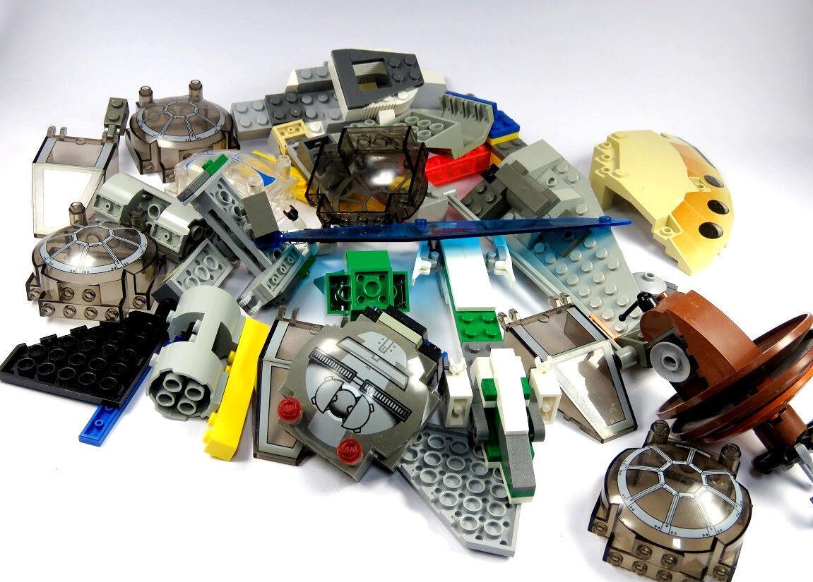 Lego estrella  guerras™ Parti Ricambio Nave Spaziale Disco Speeder combatiente spazio S9  design unico