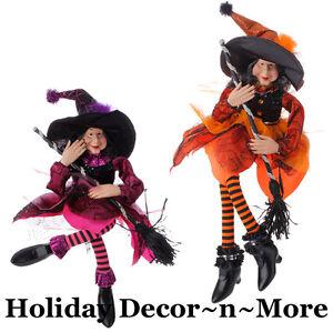 image is loading 20 034 sitting witch doll raz imports h3519070