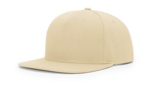 RICHARDSON 955 PINCH FRONT STRUCTURED SNAPBACK BASEBALL CAP HAT