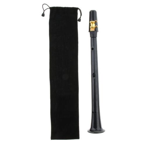 Anfänger C Key Saxophon Mini Sax mit Mundstück Blattschraube /& Kappe