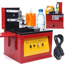 Automatic Printer Logo Barcode Electric Pad Printing Machine Withsealer 55w Usa