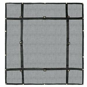 Vans Truck Bed Cargo Net Organizer 4.75x 6 for Pickup Trucks Adjustable /& Rip Proof Mesh with Grommet Anchoring Points /& Tarp Trailers Boats /& More Heavy Duty Bungee Webbing