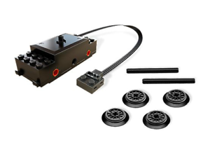 Lego ® RC Moteur Complet Ferroviaire Train Power Fonctions ref 88002 NEW