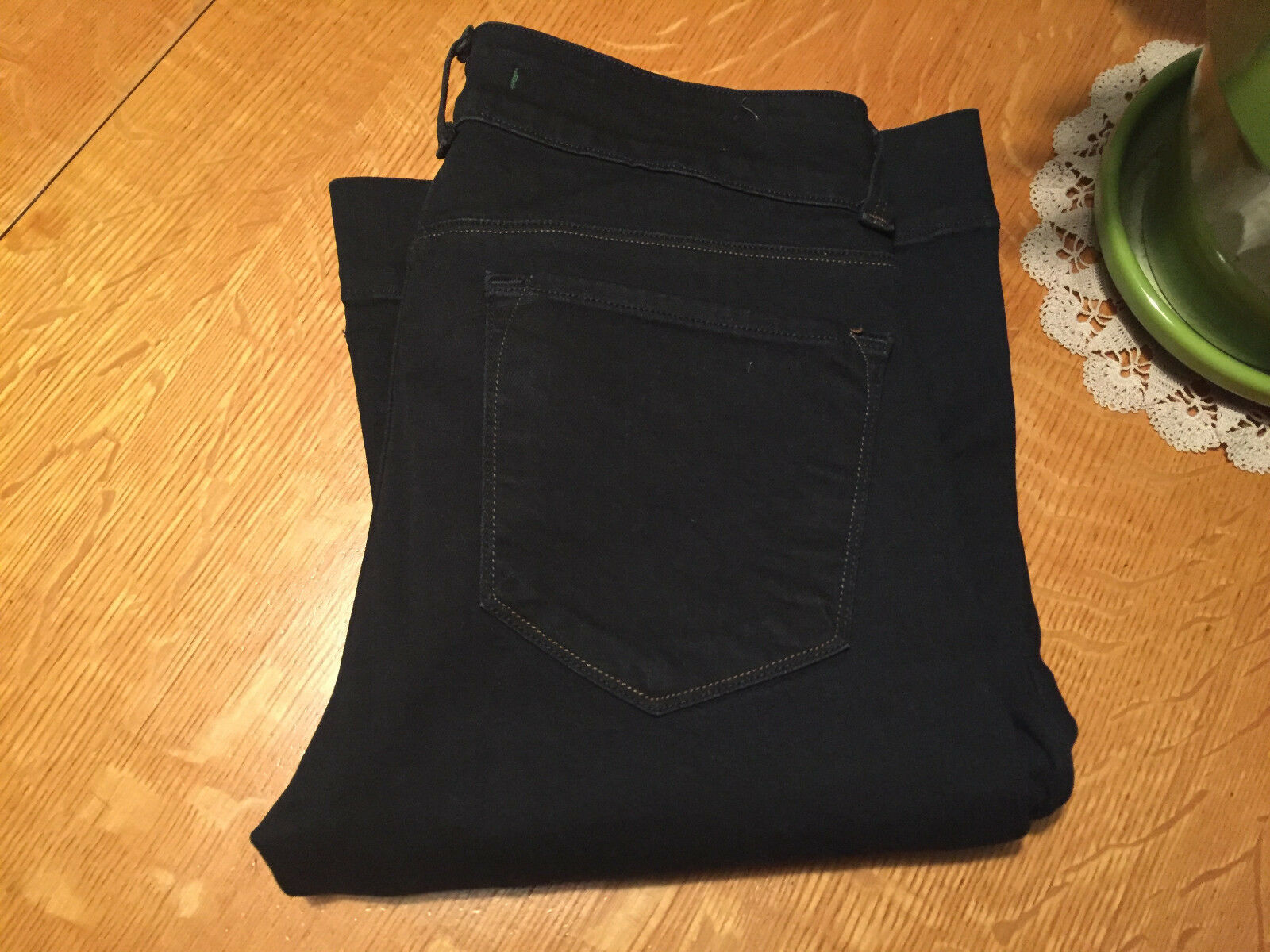 J BRAND MOSCOW FLARE DARK WASH JEANS 29 X 34 NWOT VERY NICE