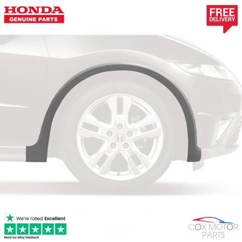 Genuine Honda Civic Type-S ANTERIORE DESTRO GRIGIO PASSARUOTA trim//protezione 2007-2011