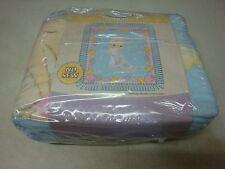 Spectrix Fabrics  Fleece Throw Kit  Precious Moments  size 45x59  no sew kit