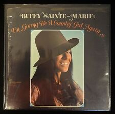 SEALED OLD STOCK Buffy Sainte Marie Vanguard 79280 I'm Gonna Be A Country Girl
