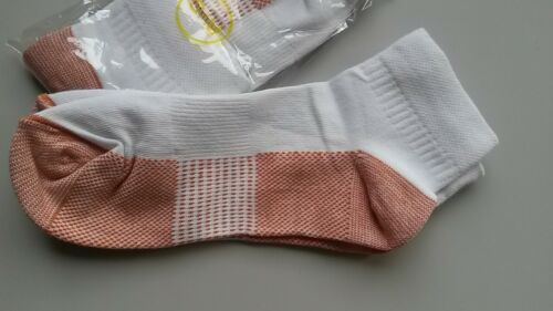 4 Paar Kupfersocken gegen Fußpilz -gut für Diabetiker - antibakteriell 39-42
