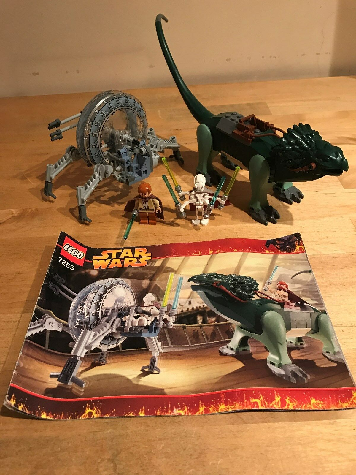 Lego Star Wars 7255 - General Grievous Chase (Unboxed)