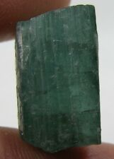 30.30ct Afghan 100% Natural Blue Rough Indicolite Tourmaline Crystal 6.05g 20mm