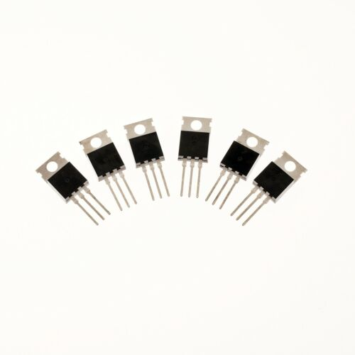 6 x TIP137 POWER Darlington Transistor 100V 8A 70W PNP #705495
