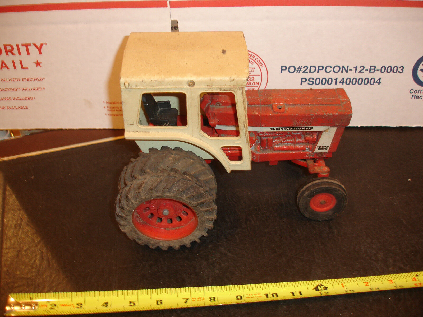 1 16 International 1466 toy tractor