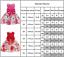 Kids-Baby-Girls-Red-Party-Dress-Princess-Wedding-Flower-Girls-Fancy-Tutu-Dress thumbnail 37