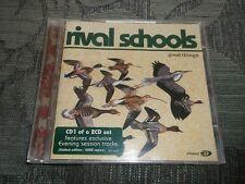 Rival Schools:  Good Things    CD (CD1)  NM