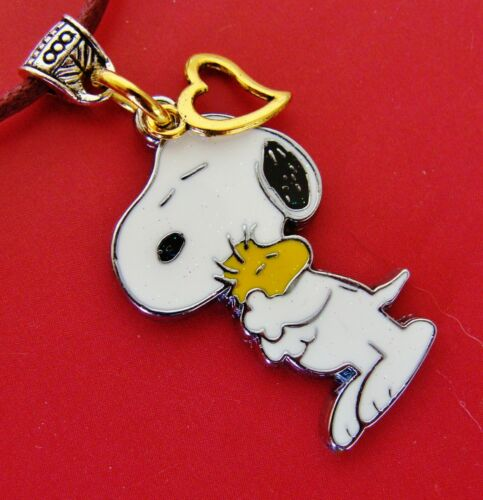 """SNOOPY the Dog /""""Peanuts/"""" PENDANT Necklace Jewelry Charlie Brown/'s Beagle Dog"""