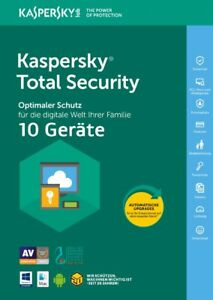 Kaspersky-Total-Security-2019-10-PC-1Jahr-VOLLVERSION-Upgrade-2018-DE-Lizenz