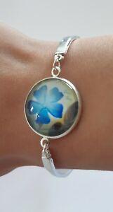 Bracelet-Emile-Galle-Nancy-fleur-clematites-bleues