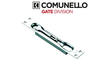 Bolt Recessed a supply art704-Front 20mm 155mm Length-comunello