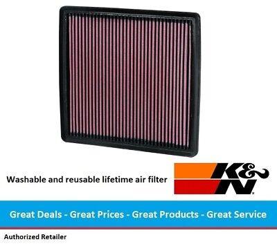 K/&N Panel Air Filter FOR FORD F250 SUPER DUTY 6.7L V8 DSL 33-5010