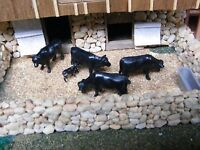 O-s-on30 Animals For Your Farm(angus Cows)
