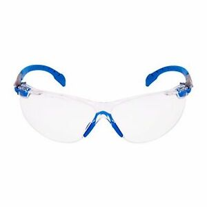 3M SOLUS 1000 Series Safety Spectacles Blue Black With 3M Scotchgard ... 1d415f0d470e