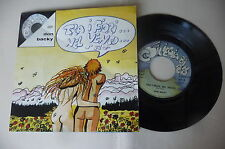 """DON BACKY """"TRA I FIORI NEL VENTO-disco 45 giri CILIEGIA BIANCA Italy 1978"""""""
