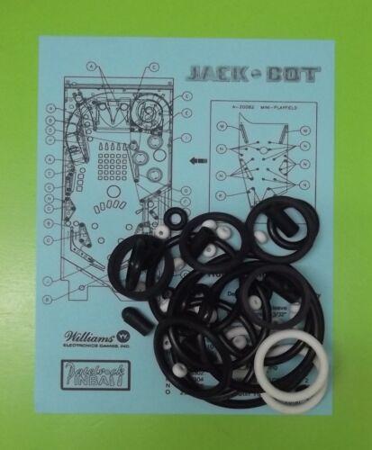1995 Williams Jack Bot pinball super kit JB