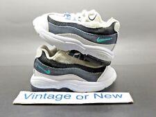 item 3 Nike Air Max  95 White Emerald Green Blue Slate Running TD  311525-105 sz 4C -Nike Air Max  95 White Emerald Green Blue Slate Running  TD 311525-105 sz ... 6149169a7
