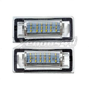 Audi-TT-8N-1999-2006-LED-Number-License-Plate-Lights-Bulbs