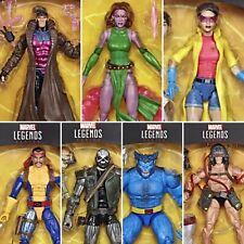 X-Men Marvel Legends Wave 4 Set of 7 Figures 1 of Each Caliban BAF 6-Inch