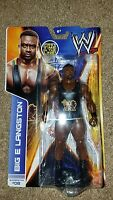 Wwe Big E Langston 08 Superstar Figure Day First In The Line Debut