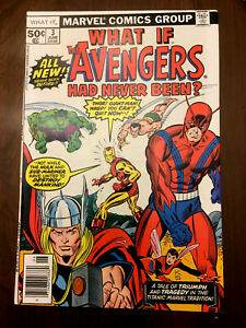 WHAT-IF-3-Avengers-1977-CLASSIC-BRONZE-AGE