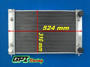 Aluminum-radiator-for-VW-CORRADO-SCIROCCO-JETTA-GOLF-GTI-MK2-1-8-16V-1986-1992