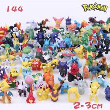 1//12//24Pcs Wholesale Mixed Lots Pokemon Mini Pearl Figures Kids Toys Gift Random