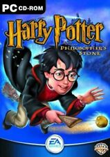Harry Potter and The Philosopher's Stone PC Cd-rom Game Region 2