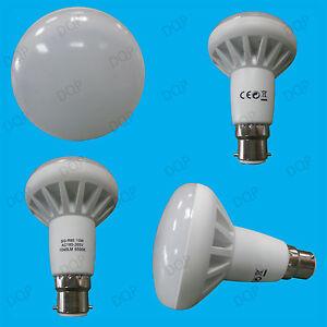 2x-13w-r80-Reflektor-Spot-Licht-LED-BC-Gluehbirne-b22-Tageslicht-Weiss-6500k-Lampe-1000lm