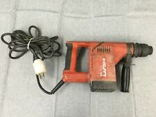 Hilti Te 14 Corded Rotary Hammer Drill Pre Owned Free Shipping