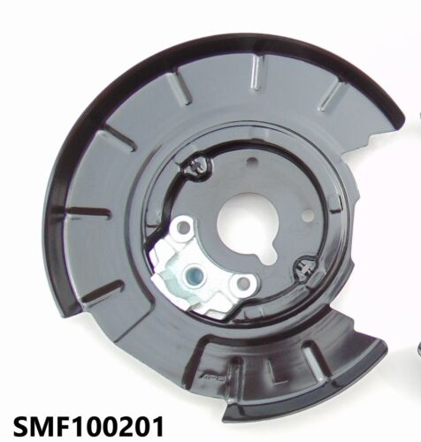 LEFT MG ZT /& ROVER 75  REAR BRAKE BACK PLATE  SMF100201  PASSENGER SIDE