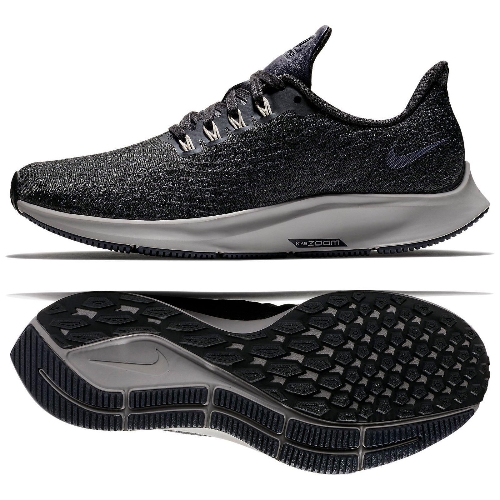 Nike W Air Zoom Pegasus 35 AH8392-001 Grey/Gridiron/Carbon Women's Running Shoes Brand discount