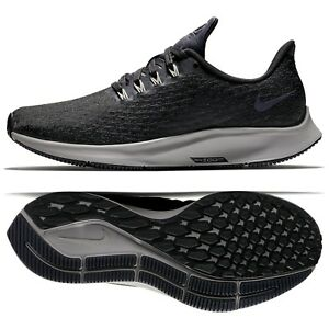 new style 620a7 aac10 Details about Nike W Air Zoom Pegasus 35 Premium AH8392-001 Grey/Gridiron  Women Running Shoes