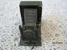 Camera Pencil Sharpener Metal Vintage