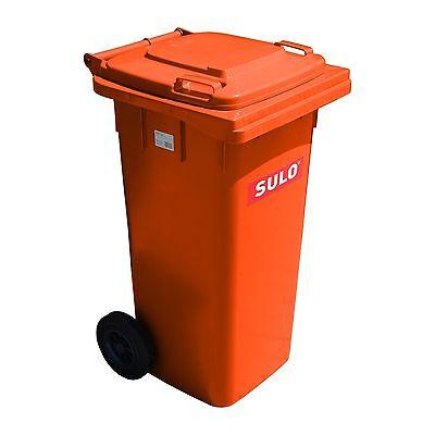 Sulo Mülltonne 120L grau gelb braun blau grün rot orange weiß Lagerware Neuware