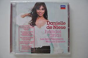 Danielle-de-eternue-Commerce-Arias-Les-Arts-Florissants-W-CHRISTIE-CD-NEUF-NEUF-dans-sa-boite