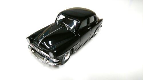 1:43 MODEL CAR DIECAST IST DeAGOSTINI RU89.1 Simca Aronde A90 black