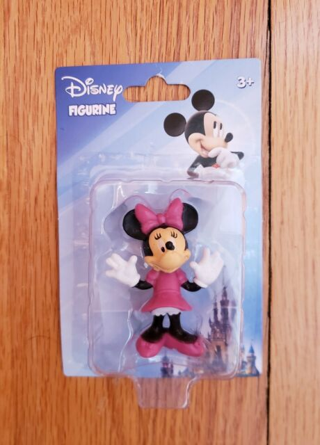 Disney Minnie Mouse Cake Topper Figurine | eBay