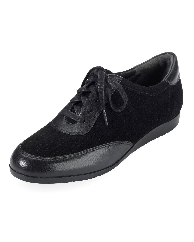 Cole Haan Women's Gilmore OX Fashion Sneaker Black 5 B