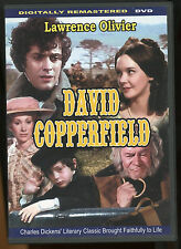 David Copperfield DVD Movie flashbacks orphan to adult Dickens adventure Classic